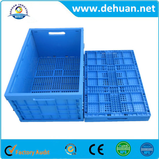 Stackable Large Plastic Containers Rigid Vegetable or Fruit Containers pictures & photos