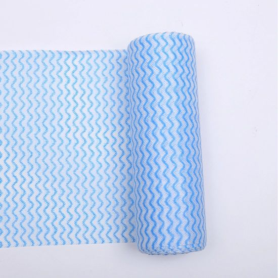 Disposable Kitchen Towel Non Woven Roll