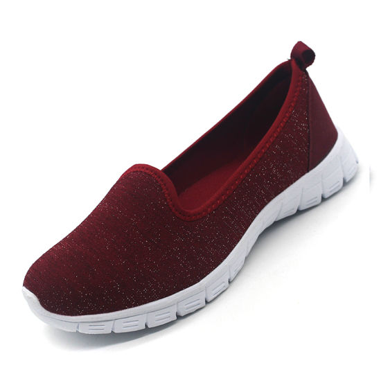 Hot Sales New Design Casual Sports Running Sneaker Shoes Footwear