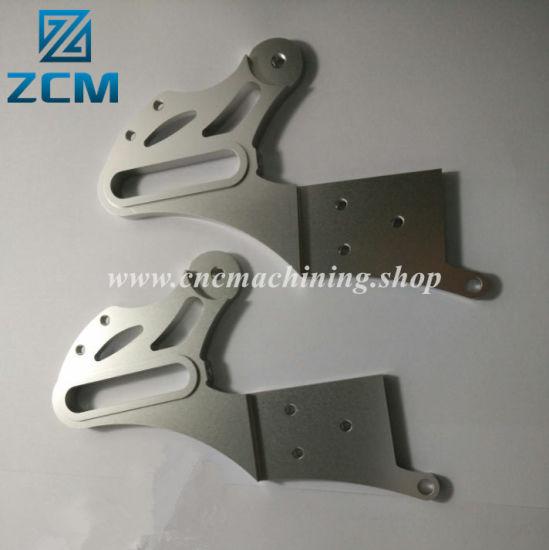 High-End Custom Made Small Batch Production Bike Billet Aluminum Machining Parts