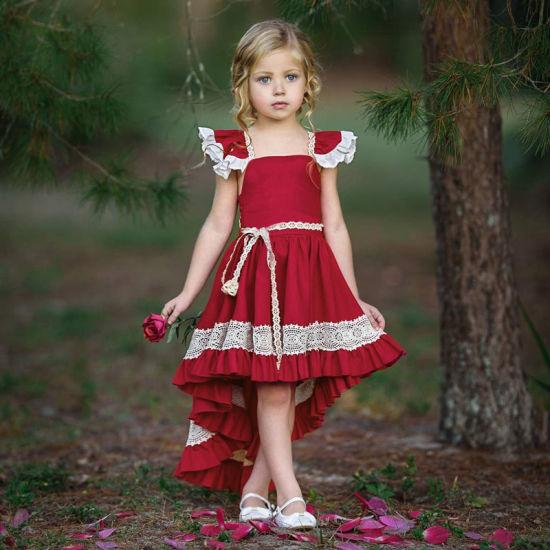 Wholesale Children Boutique Apparel Baby Girl Clothes Dresses
