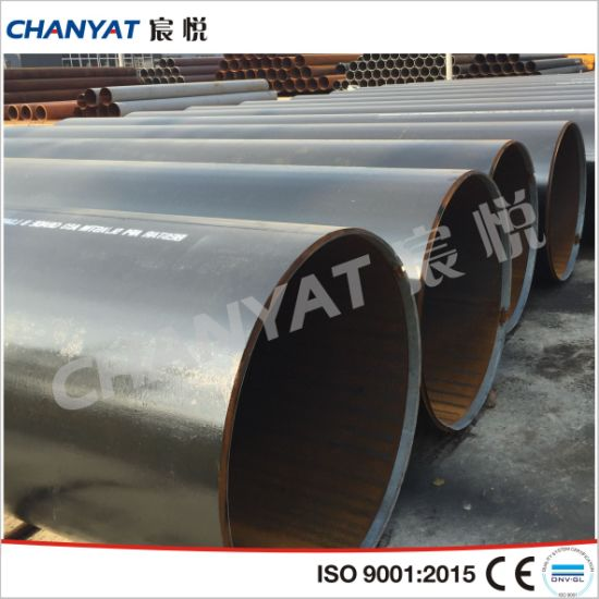 Line Steel Welded Pipe API 5L (GrB, GrBN, X52) pictures & photos