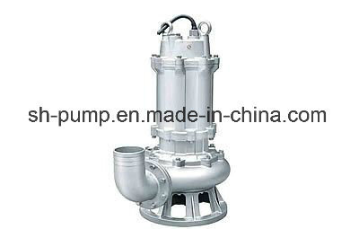 Wq Series Transferring Anti-Winding Urban Living Water Pump pictures & photos