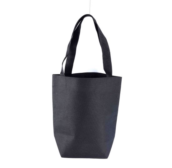 Customrized Printed Fabrics Shopping Bag Promotional Reusable Tote Groceries Shopping Non-Woven Bags