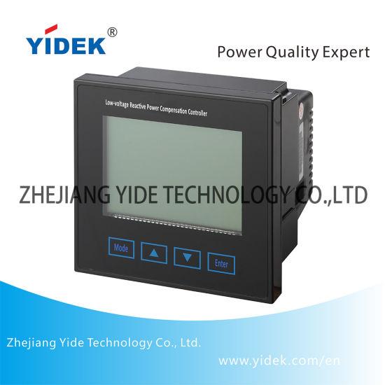 Yidek Power Grid Capacitor Control Meter with Harmonic Temperature Measuring