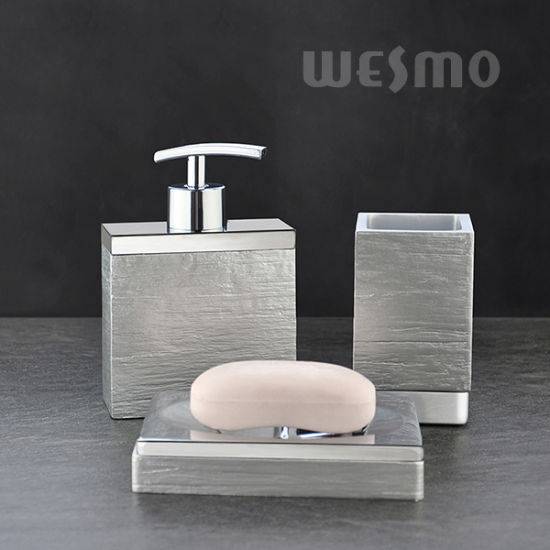Modern Polyresin Bathroom Accessories (WBP1077A) pictures & photos