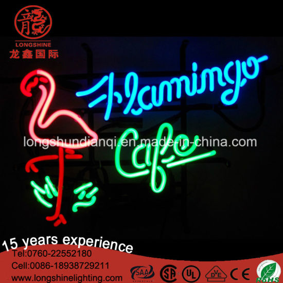Top Quality Flamingo Waterproof RGB LED Strip LED Decorative Neon Light Sign pictures & photos