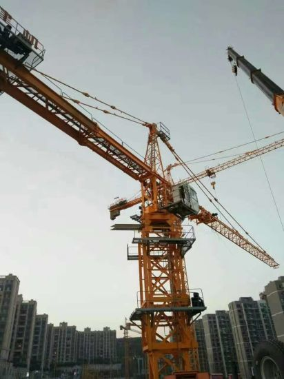 Dahan 10t Qtz200 (6520) Top Kit Tower Crane
