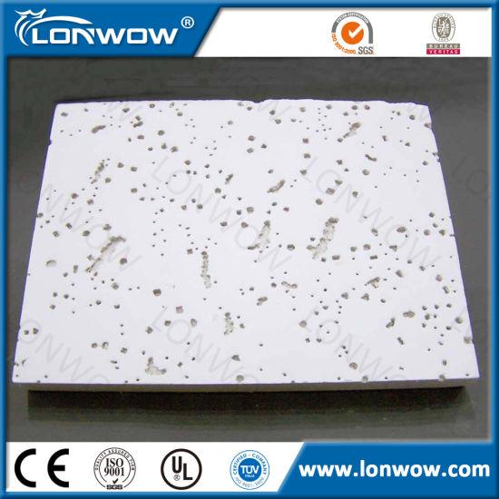 Mineral Fibre Ceiling Tiles Panels