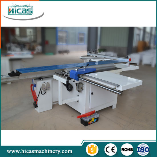 Woodworking Sliding Table Panel Saw Cutting Machine pictures & photos
