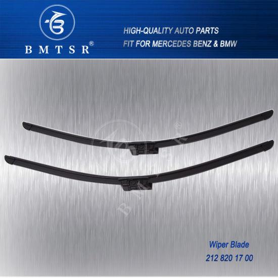 C E Class Front Window Windshield Wiper Blade Set New for Mercedes-Benz 212 820 17 00