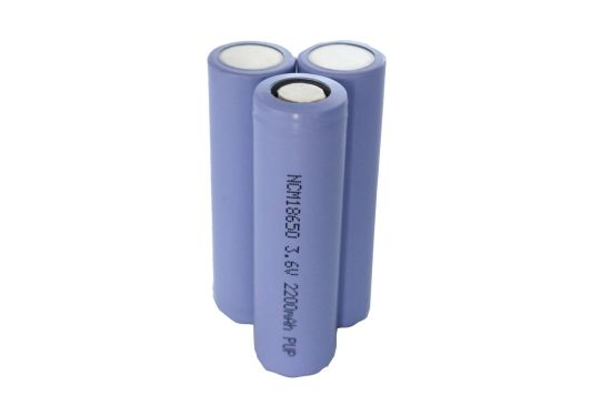 Bis Certification 18650 Lithium Ion Battery for LED Lights