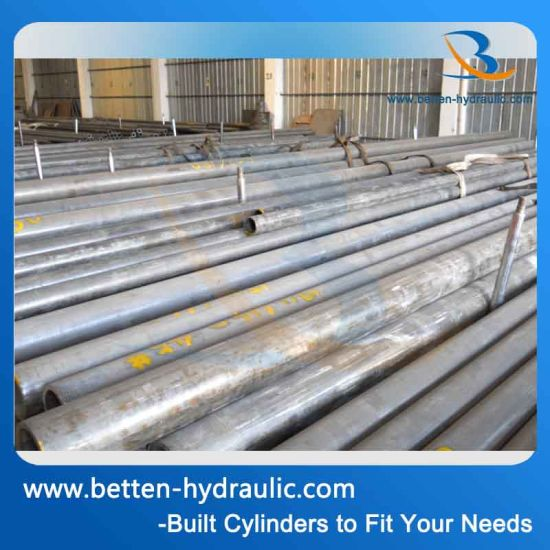 Hydraulic Cylinder Use Cold Drawn Steel Pipe/Tube pictures & photos