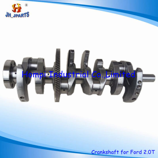 China Auto Engine Parts Crankshaft for Ford 2 0t 351/351W/427/454