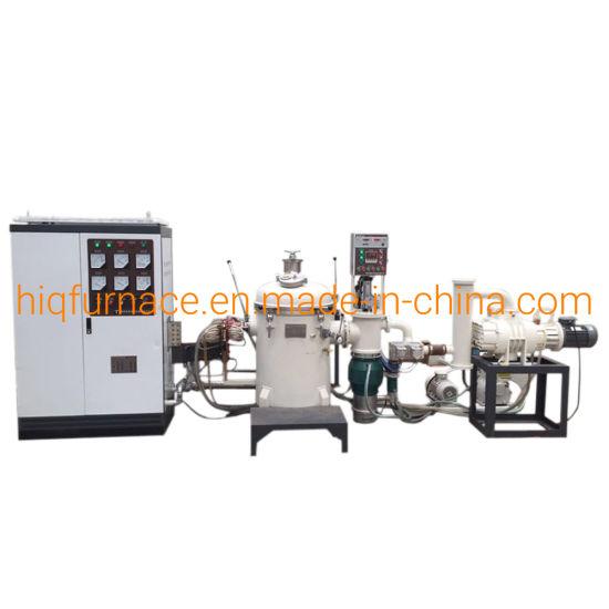 High Efficiency Factory Price Vacuum Induction Melting Furnace Manufacturers, Vim Vacuum Induction Melting Furnace