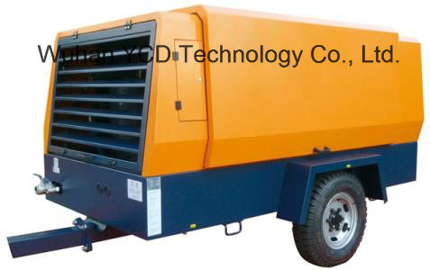 Motor Driven Portable Screw Air Compressor (MSC460G) for Mining, Shipbuilding, Urban Construction, Energy, Military and Industries pictures & photos