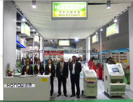 Bus Full Automatic Refrigerant Recycle and Recovery Machine pictures & photos