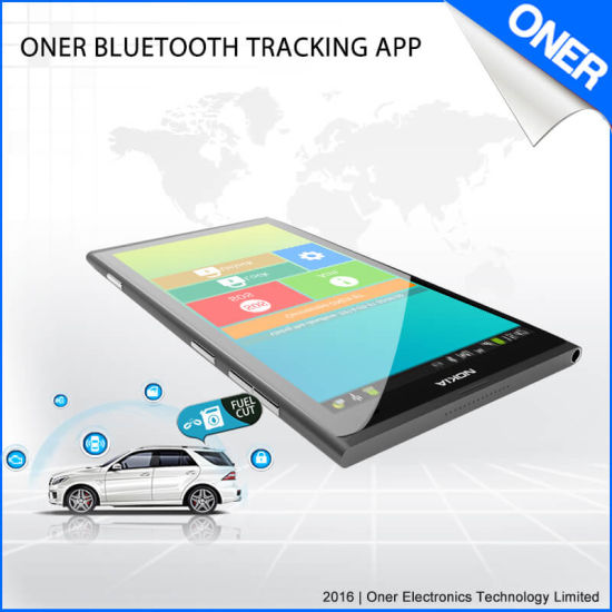 GPS Tracking Device with Bluetooth APP for Anti-Theft of Fleet. pictures & photos