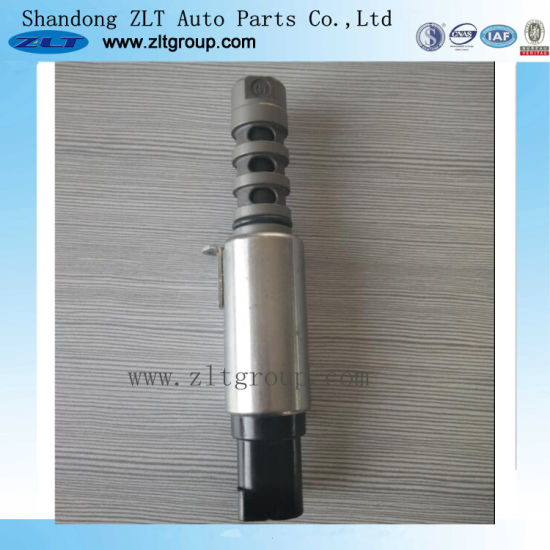 Auto Parts Camshaft Timing Oil Control Valve /Vvt Components for Audi/General Motor /Nissan pictures & photos