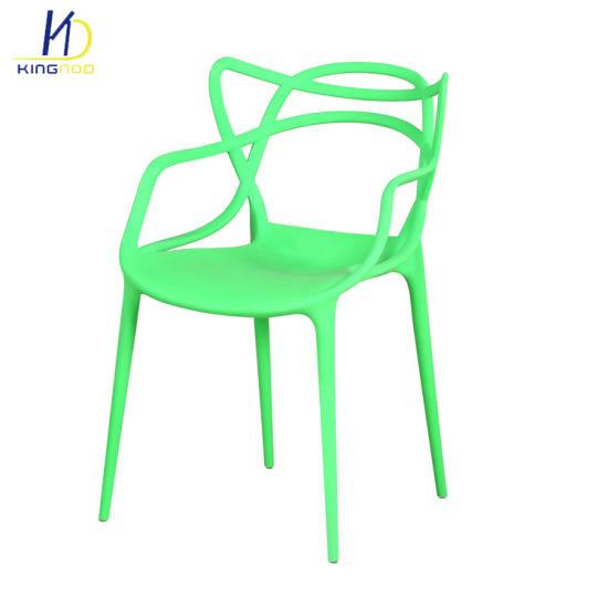 European Design Master Plastic Garden Chairs