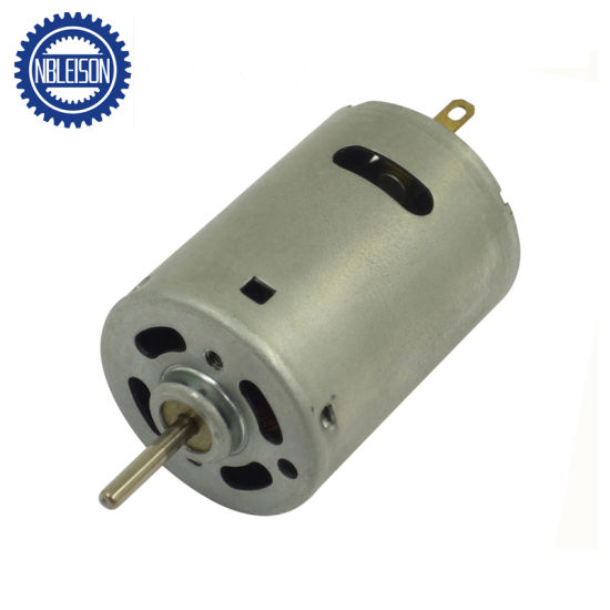China Rs 545 Mini Generator Motor Dc 24v For Vacuum Cleaner China