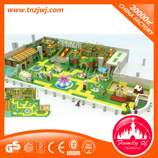 Indoor Playground Equipment Kids Naughty Castle pictures & photos