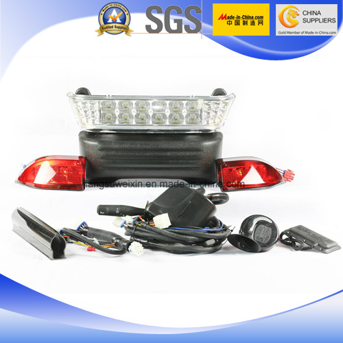 "Club Car Precedent 04""-up LED Deluxe Light Kit with High Quality"