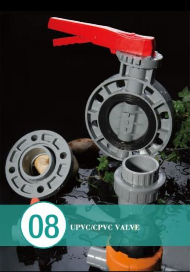 Factory Supply Plastic PVC Valve for Water Supply pictures & photos