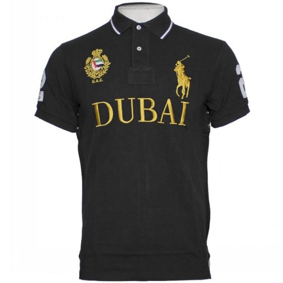 China Custom Made Embroidered Logo High Quality Polo Shirt Ps251w