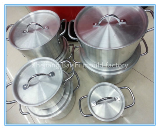 Metal Aluminium Pot Press Tool Stamping Drawing Mould