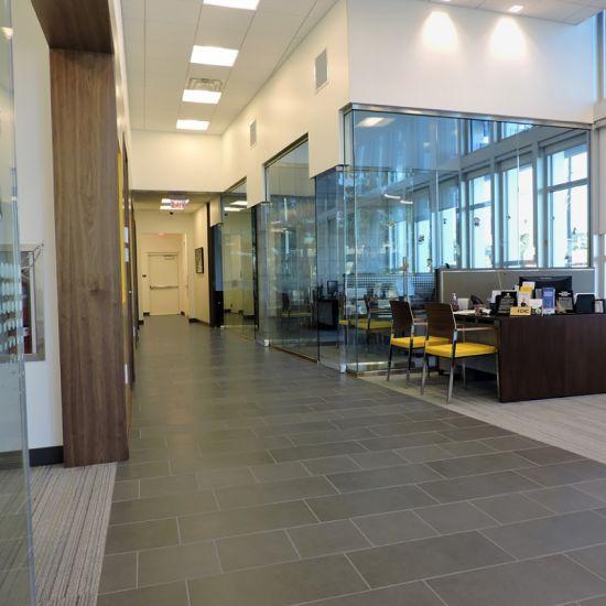 Vinyl Tile Flooring For Office Room