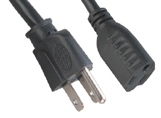 UL AC Power Cord for Use in North American 219-306