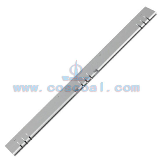 SGS Certificated Aluminium Tube for Lighting Component with CNC Machining pictures & photos