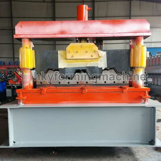 China Automatic Hky 688 Floor Deck Cold Roll Forming Machine Maquina Formadora De Rollos China Deck Roof Roll Forming Machine Deck Floor Roll Froming Machine
