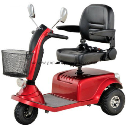 3-Wheel MID-Size Mobility Scooter with 600W Motor