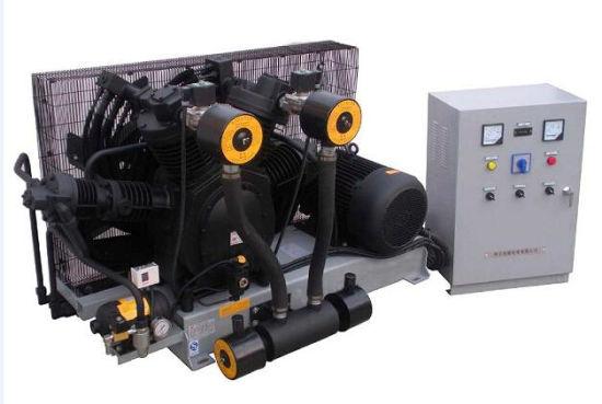 Non-Lubricated High Pressure Piston Reciprocating Air Compressor