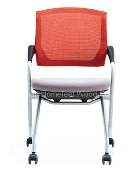 Low Back Office Guest Visitor Meeting Folding Stacking Chair (HF-CH088C) pictures & photos