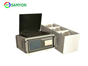 Nt Build 492 Chloride Migration Coefficient Tester