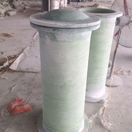 Small UV Pipe FRP Cable Conduit Pipe for Electric Supply