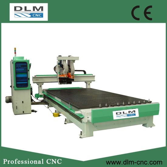 Wood Router CNC Engraving and Cutting Machine