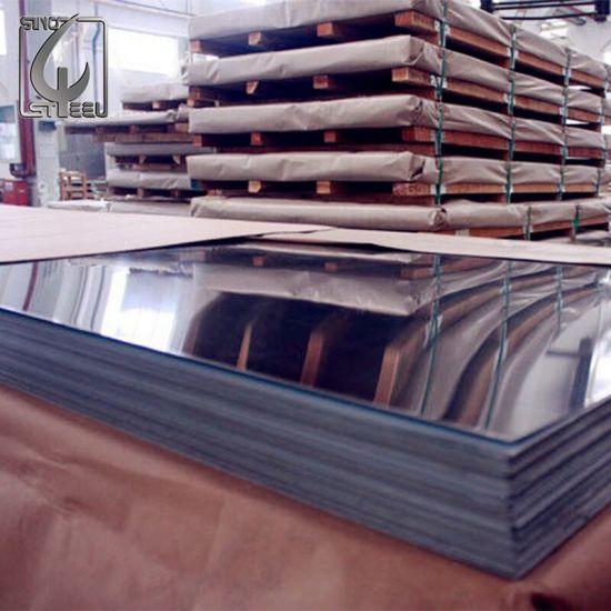 Finishing 4x8 Stainless Steel Sheet