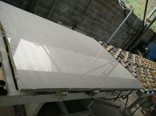 Cinderella Grey/Shay Grey/Cinderella/Shay/Mediterrainean/Pure Grey Marble/Pure Marble for Floor Tile/Slab/Countertop/Steps/Construction pictures & photos