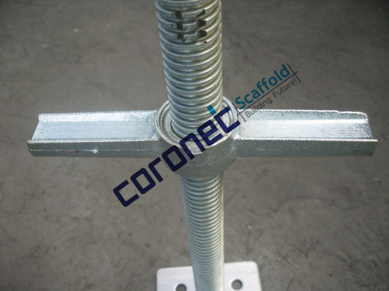 ANSI Certified Adjustable Base Jack for Frame Scaffold (CSBS24) pictures & photos