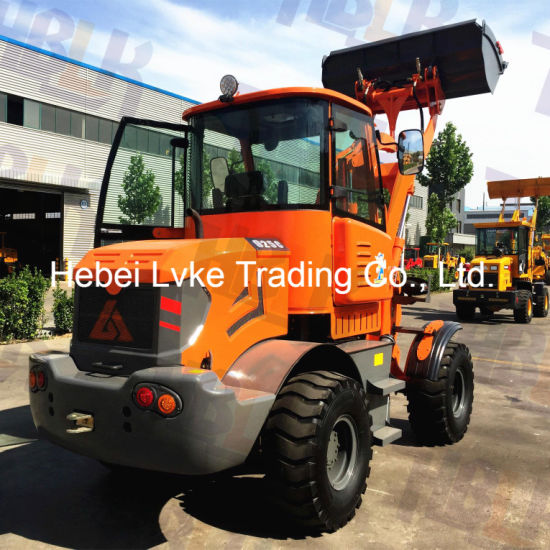 Ce Certification High Quality Victory Mini Loader pictures & photos