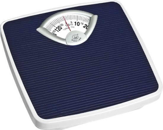 Precision 130kg/ 1kg Mechanical Adult Weighing Scale Human Scale