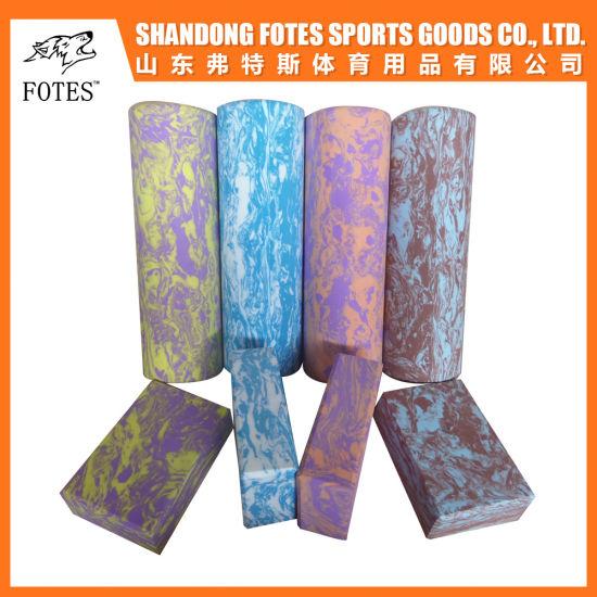 China Wholesale High Density Eco Friendly EVA Foam Yoga Block