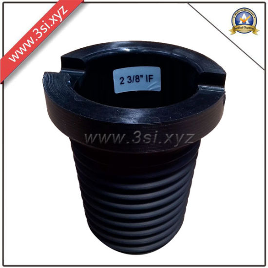 China tubing casting drill pipe thread protector uesd in