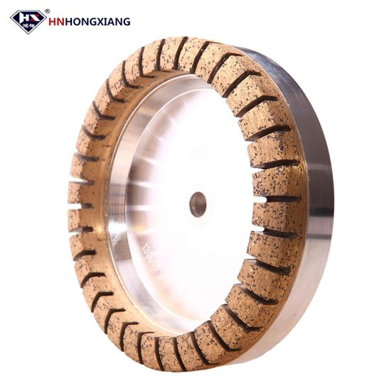 No Chipping Diamond Grinding Internal Segmented Wheel for Glass pictures & photos