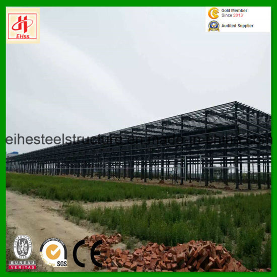 China Factory Steel Structure Design Manufacturer Construction Steel Supply pictures & photos