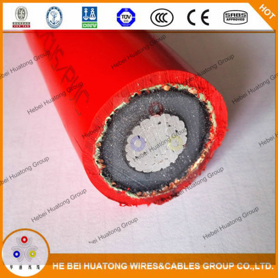Na2xsfy Single Core 120mm 185mm 240mm 300mm Aluminum or Copper Conductor XLPE Insulated Copper Wire Screened Mv Power Cable pictures & photos